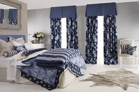Curtain Designs For Bedroom Windows Decorative Curtains For Bedroom Window Ideas With Navy Floral