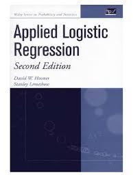 d w hosmer u0026 s lemeshow applied logistic regression 2nd