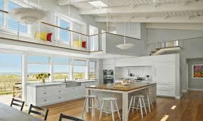 open plan kitchen designs portable expo counter with satin gray