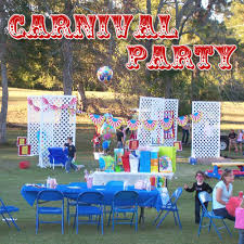 carnival party supplies carnival birthday party ideas carnival birthday party supplies