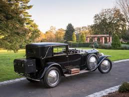 roll royce rod rm sotheby u0027s 1923 rolls royce silver ghost riviera town car by