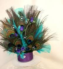 peacock wedding cake topper purple peacock wedding cake topper turquoise feathers crystals