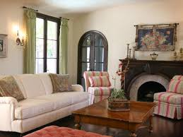 Colonial Style Home Interiors Spanish Home Decor 10 Spanish Inspired Rooms Hgtv Design Ideas