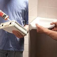 clever and useful bathroom storage tips diy corner shelf corner