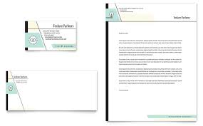 venture capital firm business card u0026 letterhead template design