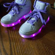 light up shoes charger best light up shoes size3 used maybe once comes with charger 10