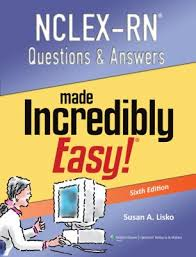 Anatomy And Physiology Made Incredibly Easy Pdf Nclex Rn Questions U0026 Answers Made Incredibly Easy 6th Edition Is