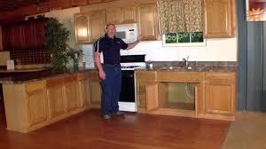 Oak Kitchen Furniture Appalachian Oak Kitchen Cabinets Fayetteville Kitchen Cabinets