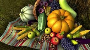thanksgiving day 3d screensaver hd
