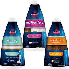 Wood Floor Cleaning Products Variety Pack Crosswave Formulas 19894 Bissell Formulas
