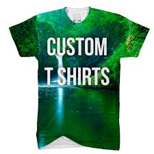 custom t shirt ink