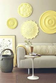 living room wonderful wall art ideas for living room with yellow