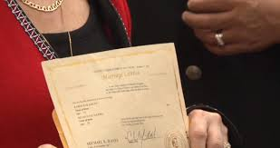 marriage licenses issued in every county for same couples
