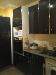 changer les facades d une cuisine relooking meuble rénovation repeindre cuisine en chêne lyon