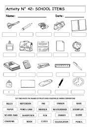 elementary english worksheets free worksheets library download