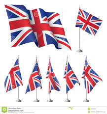 great britain flags royalty free stock photos image 18169818