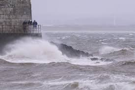 Gale Warning Flag Uk Weather Forecast Storm Brian Could Hit Britain And Ireland