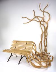 artistic furniture creative custom wood benches chairs
