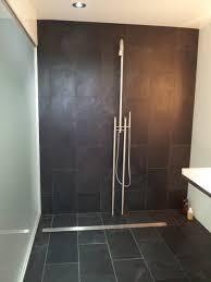 brazillian multi color 16x16 slate shower portland direct tile