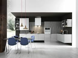linear fitted kitchen ariel composition 3 by cesar arredamenti