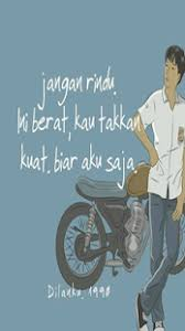Quotes Dilan Bikin Baper Quotes Dilan Android Apps On Play