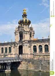 kronentor baroque architecture of dresden u0027s zwinger germany