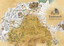 Elder Scrolls Map Eastmarch Map Missing Bottom Right Corner U2014 Elder Scrolls Online