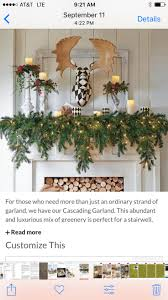 85 best mantels holiday images on pinterest christmas mantels