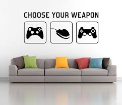 popular gaming wall decal buy cheap gaming wall decal lots from