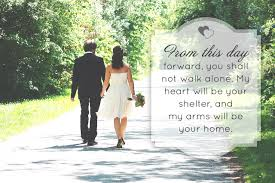 from this day forward quotes wedding summer outdoors nature