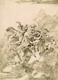 giovanni domenico tiepolo museums drawings and baroque art