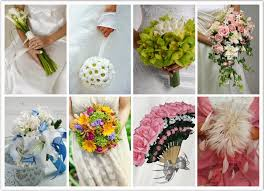 Popular Bridal Bouquet Flowers - the 6 most popular forms of wedding bouquet flower station london