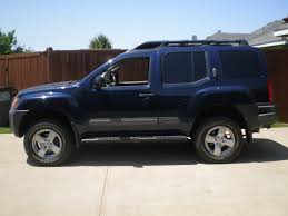 nissan xterra lifted tires how big page 3 second generation nissan xterra forums