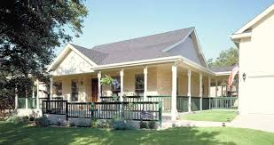 Square House Plans With Wrap Around Porch House With Wrap Around Porch Home Plans Homepw11596 2 320