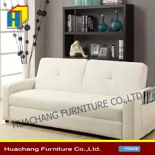 click clack push down multifunctional sofa into bed simple designs