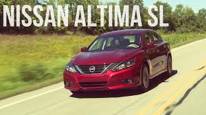 nissan altima 2013 cargurus 2016 nissan altima sl drive and interior youtube