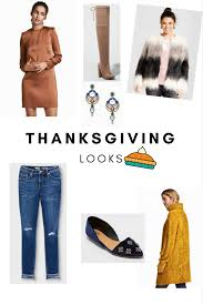 thanksgiving looks