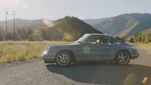 porsche 911 singer price driving a 500 000 singer customized porsche 911 ruins every other