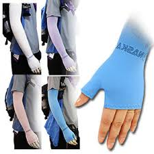 Cool Arm Sleeves - cool cover arm sleeves fishing uv block aids summer sun