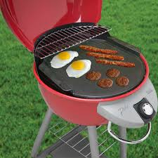 Char Broil Red Patio by Cast Iron Griddle Patio Bistro Bbq The Barbecue Store Spain