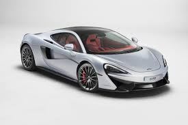 mclaren mc1 mclaren introduces the 570gt their