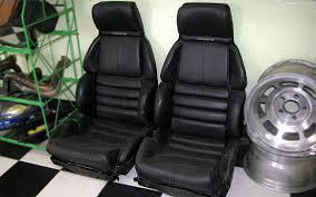 corvette seat covers c4 c4 corvette black leather seats 400 00 20th auto