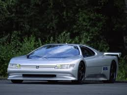 peugeot concept cars the peugeot oxia a car with looks from outer space which made