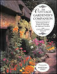 Carol Klein Life In A Cottage Garden - the cottage gardener u0027s companion a seasonal guide to plants