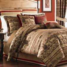 Rustic Bed Enjoy The Warmth Rustic Beddinghome Design Styling