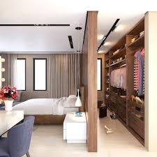 Schlafzimmer Ideen Schrank Kleines Schlafzimmer Mit Begehbarem Kleiderschrank Attraktive Auf