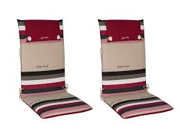 coussin chaise de jardin coussin chaise de jardin élégant coussins pour fauteuil de jardin