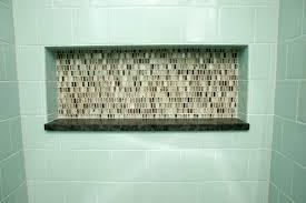 bathroom shower niche ideas niche shower do it yourself bathroom shower niche tile ready shower