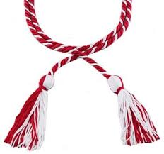 graduation cord and white graduation honor cords other products