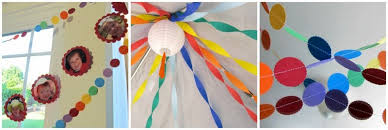 Home Made Decoration Simple Homemade Birthday Decorations Image Inspiration Of Cake